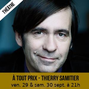 Thierry Samitier - À tout prix