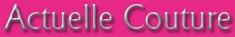 logo actuelle couture