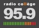 Logo Radio Collège RVB