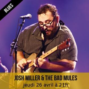 4 - Josh Miller & The Bad Mules-01