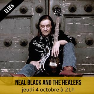 1 - Neal Black & The Healers-01