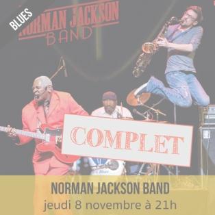 5 - Norman Jackson Band-COMPLET passé