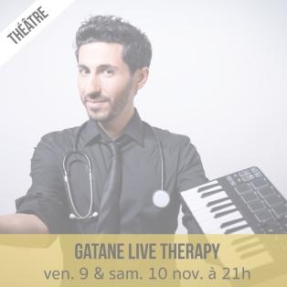 6 - Gatane live therapy-passé