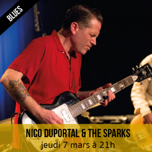 9 - Nico Duportal & The Sparks-01