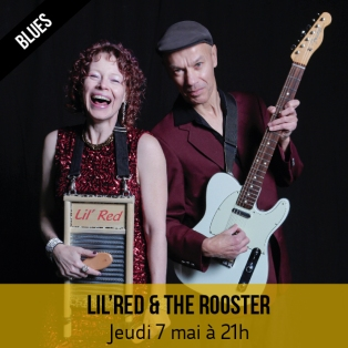 5 - Lil Red & The Rooster-01